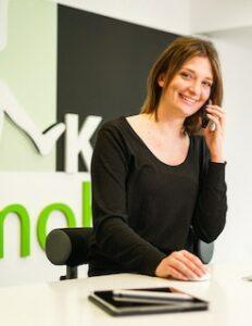 Sonja Möllenberg, Verkaufsberaterin